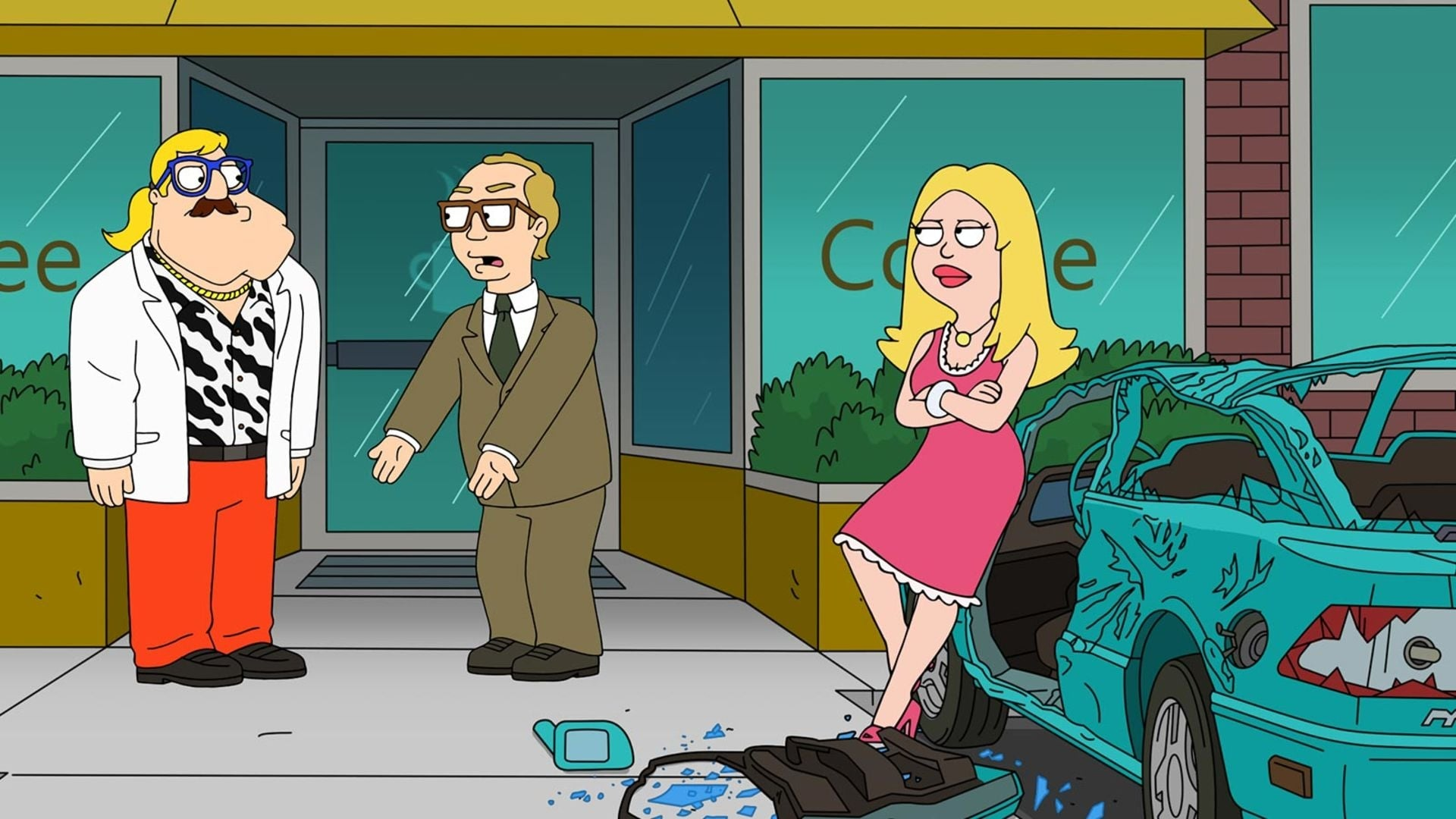 American Dad Season 17 :Episode 7  Episode 7