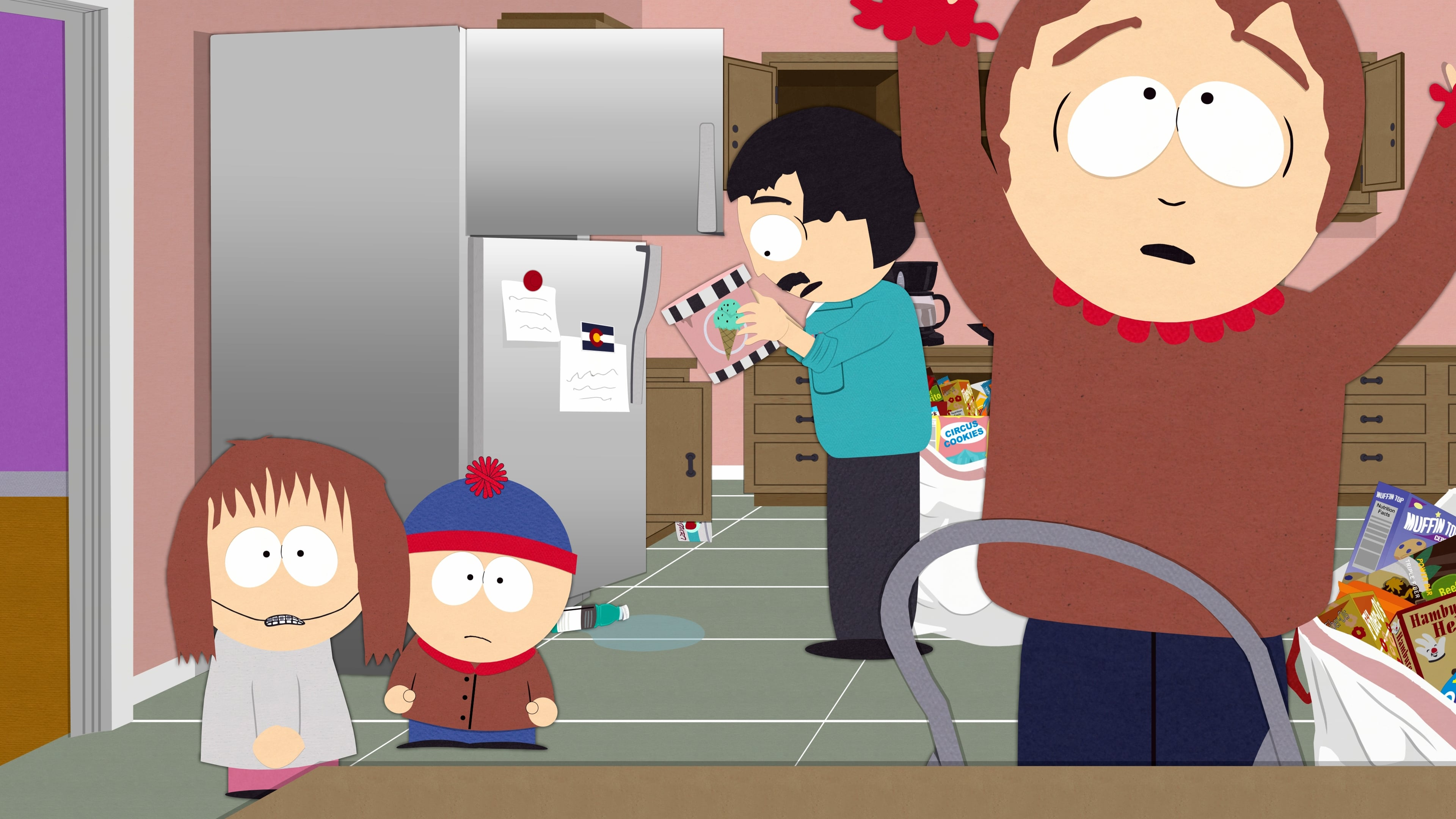 South Park Season 18 :Episode 2  Gluten Free Ebola