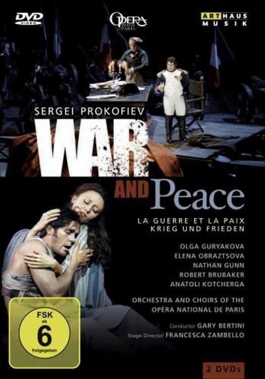 Ver La guerre et la paix Online HD Español ()