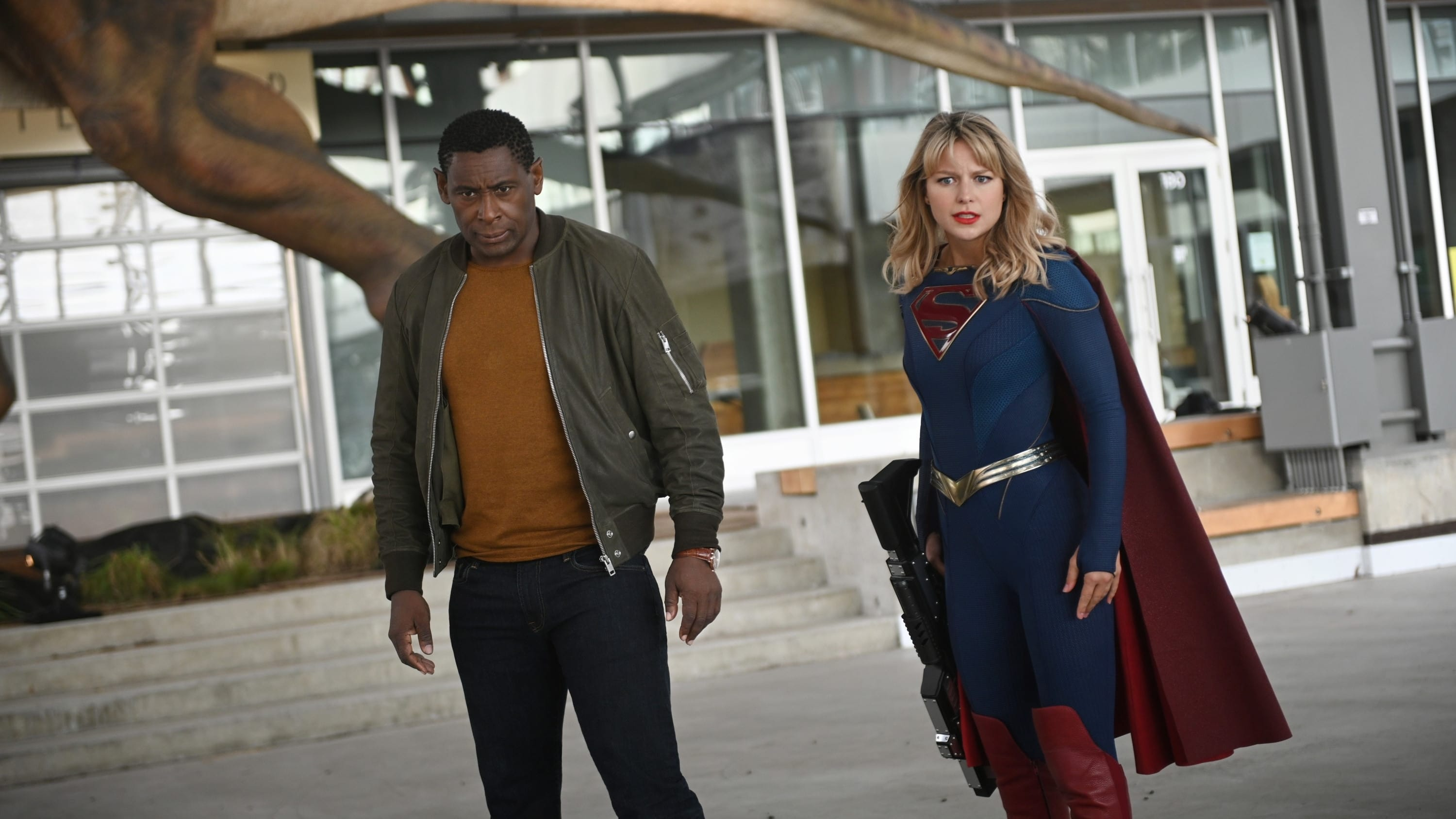 Supergirl Season 5 :Episode 8  The Wrath of Rama Khan