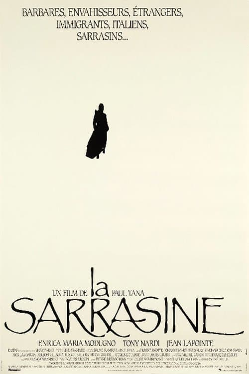 Ver La sarrasine Online HD Español (1992)