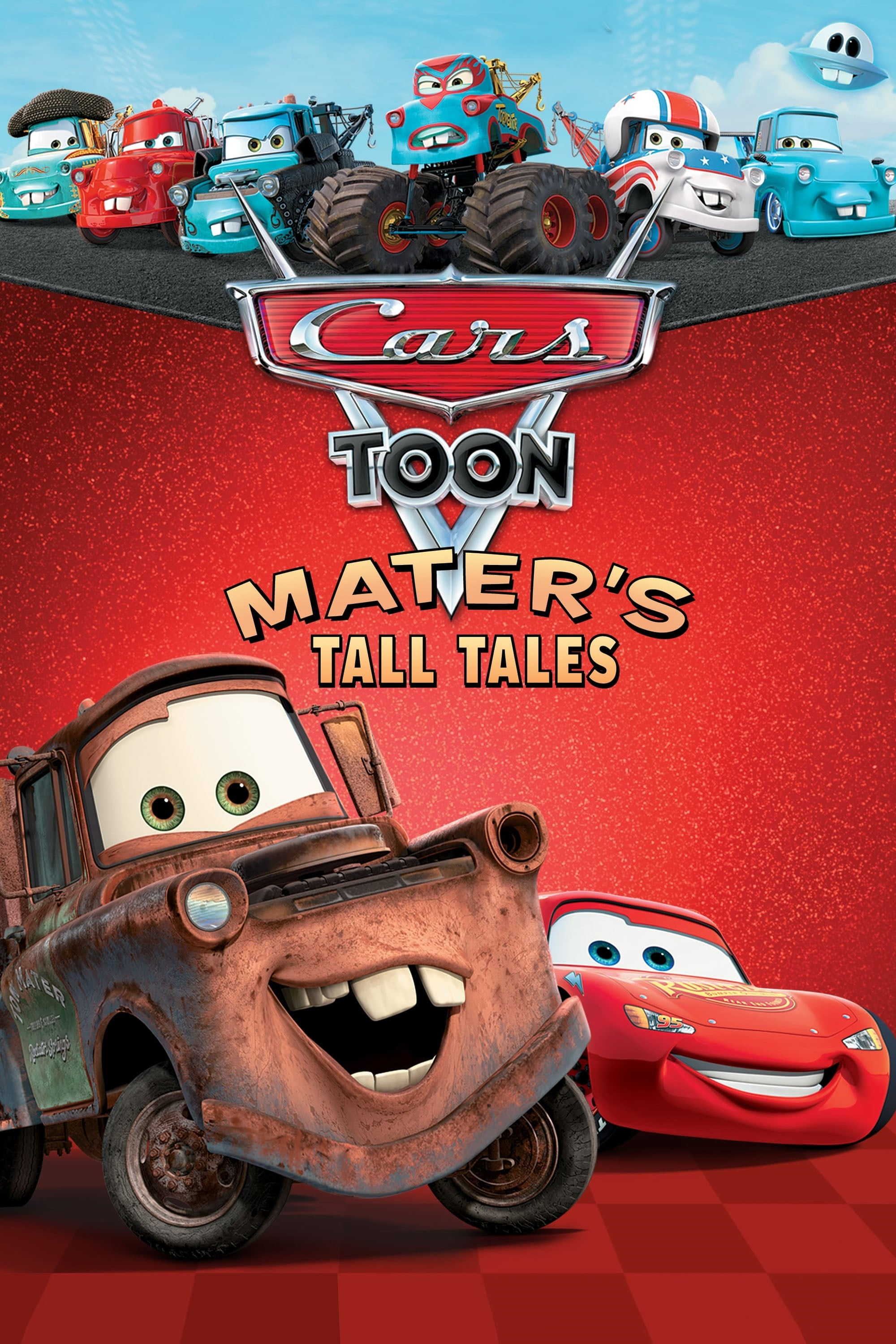 Cars Toon Mater's Tall Tales (2008)