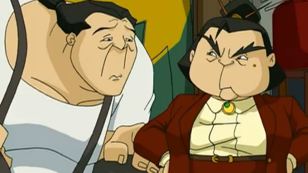 Jackie Chan Adventures Season 2 :Episode 4  Mother of All Battles