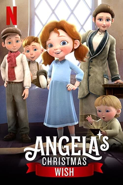 O Presente de Natal de Angela Dublado