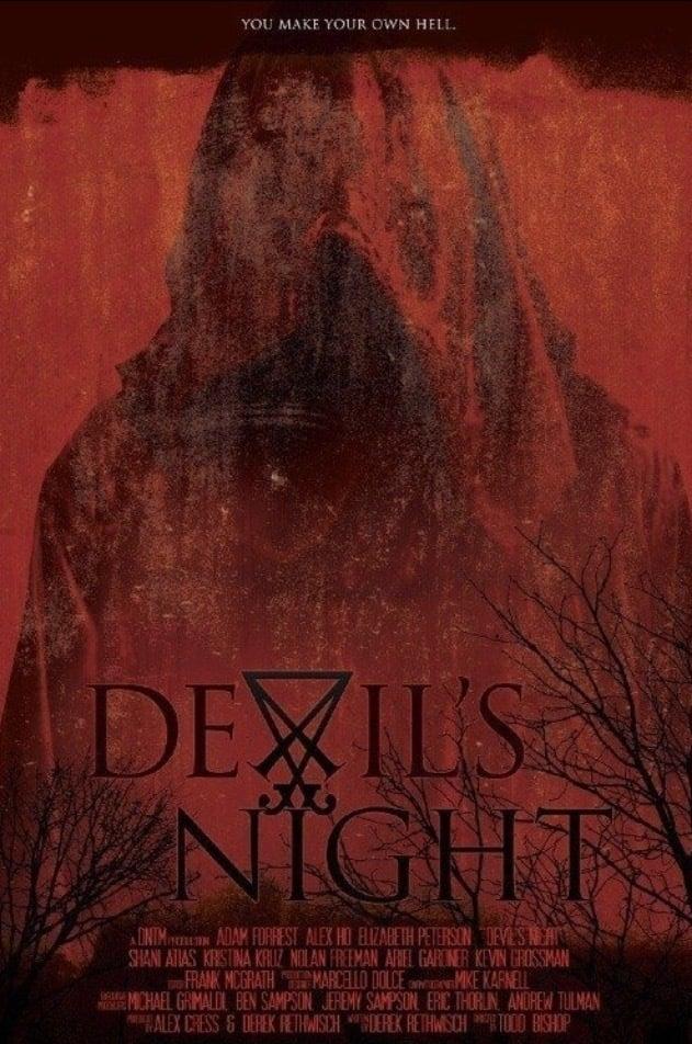 Ver Devil's Night Online HD Español (2014)