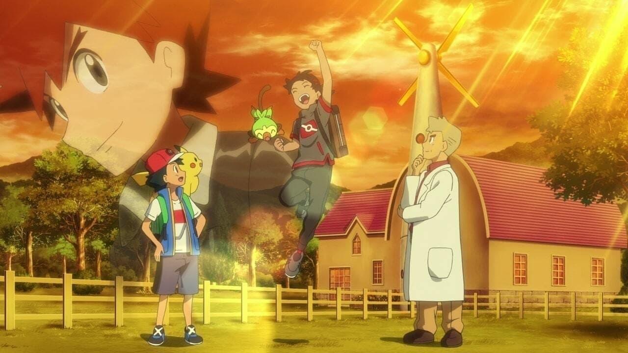 Pokémon Season 24 :Episode 20  Rivals for Go?! The Path to Mew!!