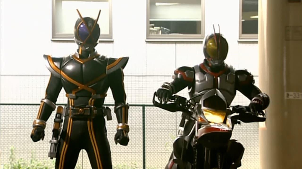 Kamen Rider Season 13 :Episode 26  Enter, Delta