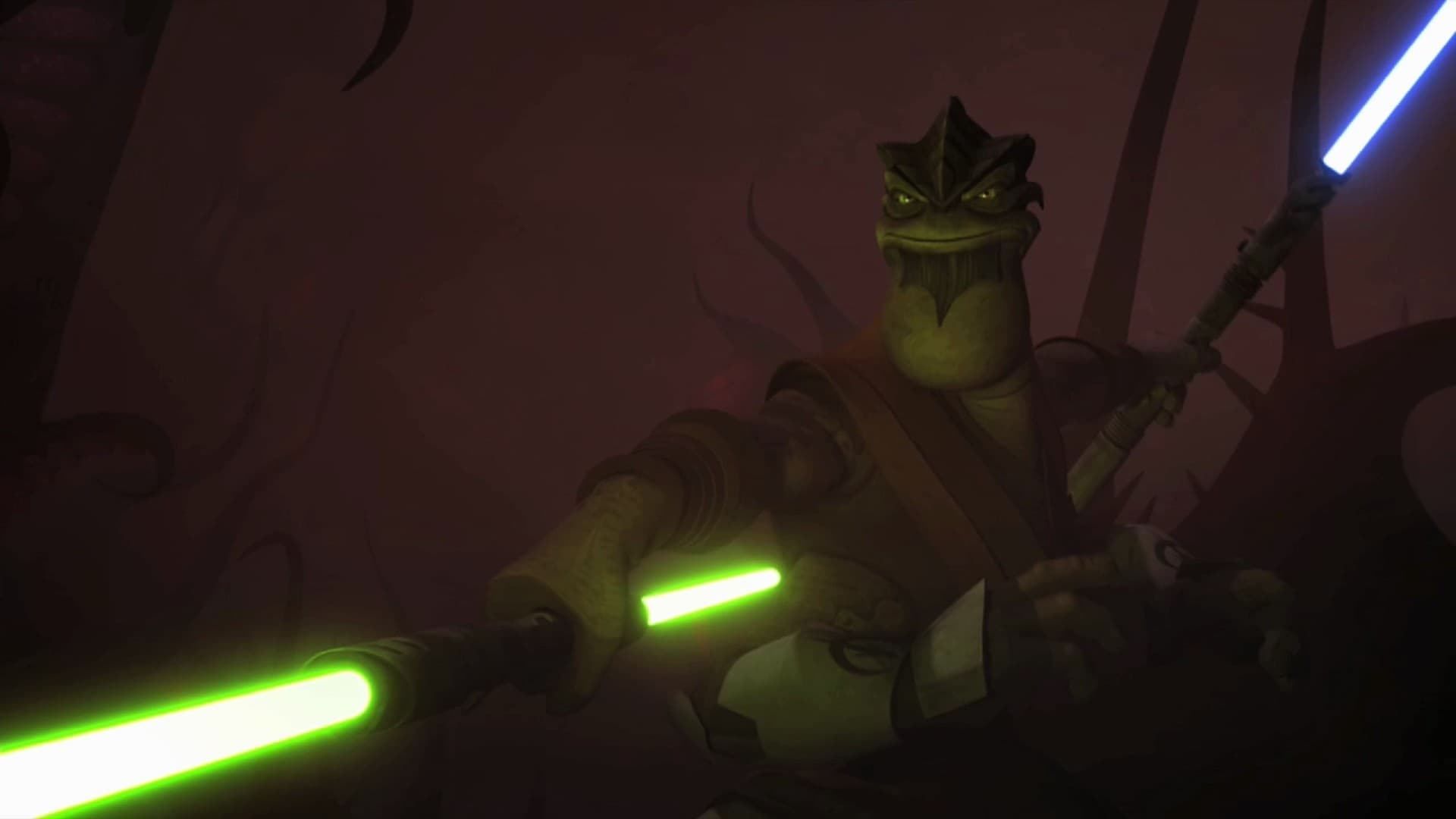 Star Wars: The Clone Wars Season 4 :Episode 10  Carnage of Krell