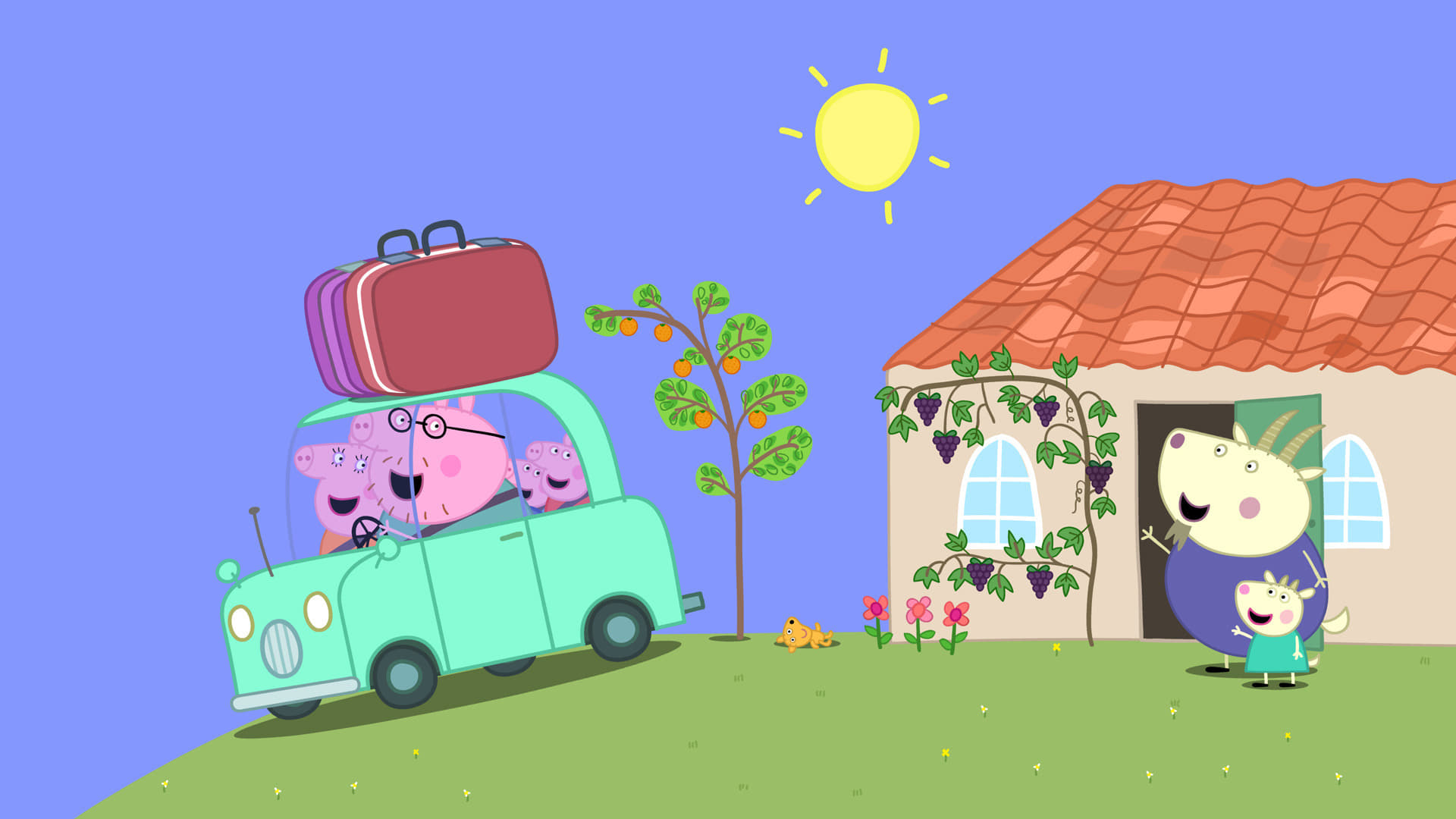 Peppa Pig Season 4 :Episode 39  End of the Holiday