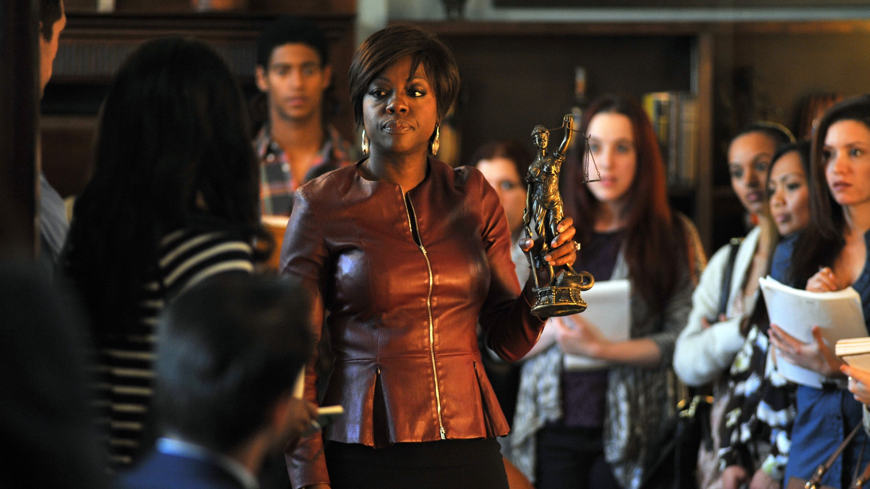 How to Get Away with Murder Season 1 :Episode 1  Pilot