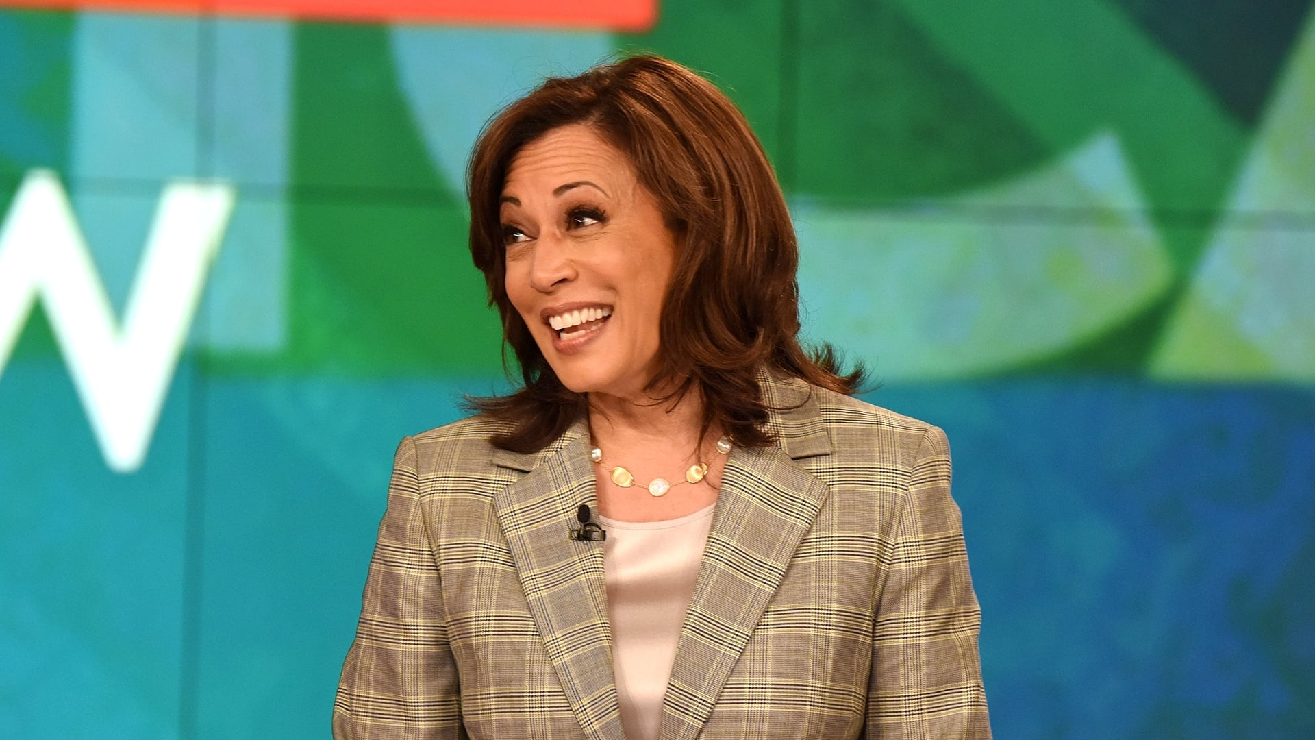The View Season 22 :Episode 194  Kamala Harris
