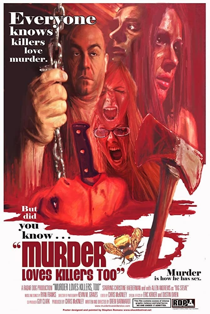 Murder Loves Killers Too on FREECABLE TV