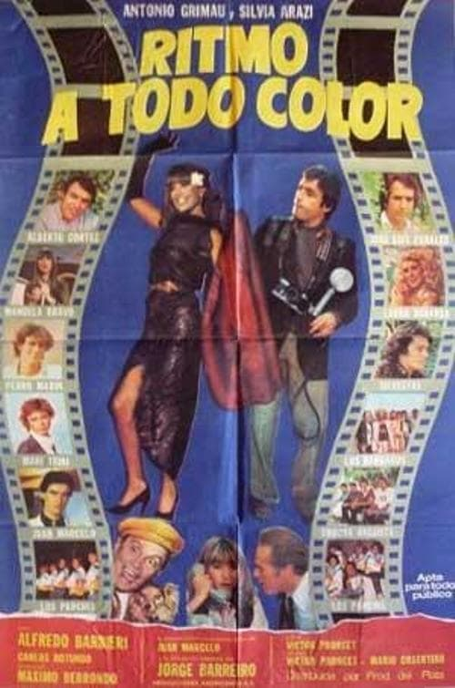 Ver Ritmo A Todo Color Online HD Español (1980)