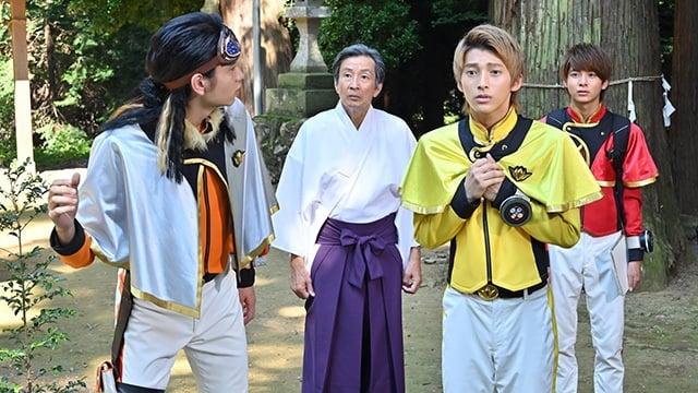 Super Sentai Season 44 :Episode 25  The Cute Shrine Maiden