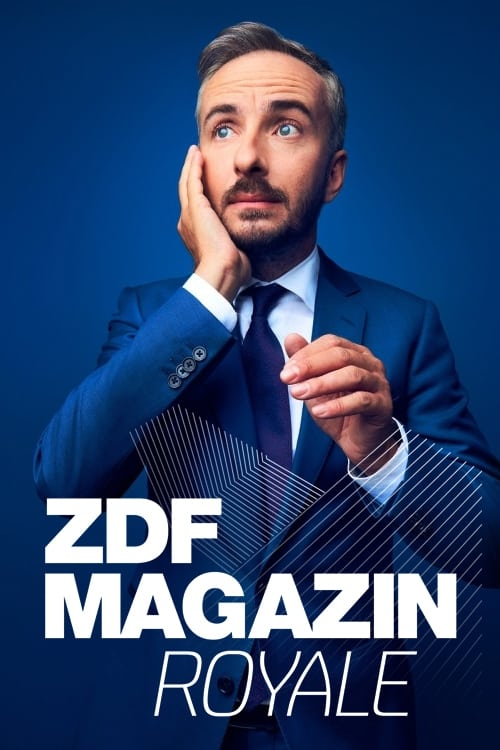ZDF Magazin Royale TV Shows About Satire