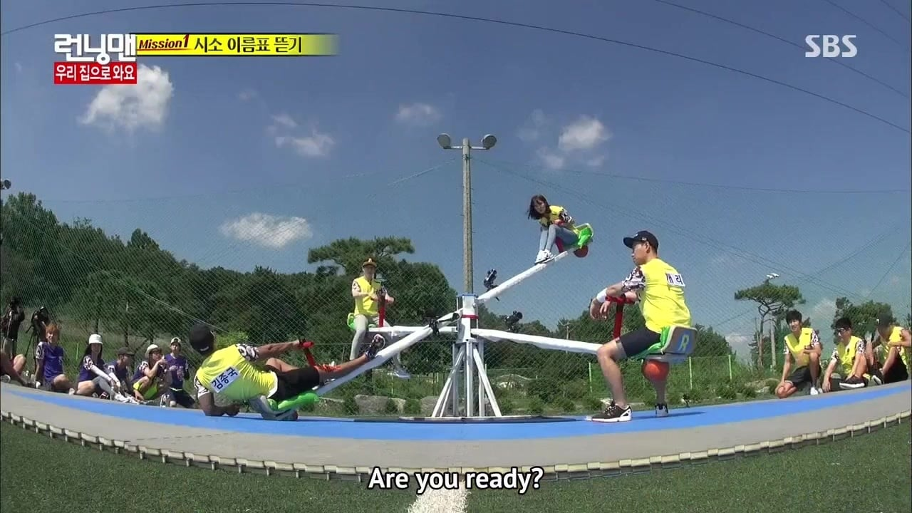 Running Man Season 1 :Episode 256  Come Over to my Place