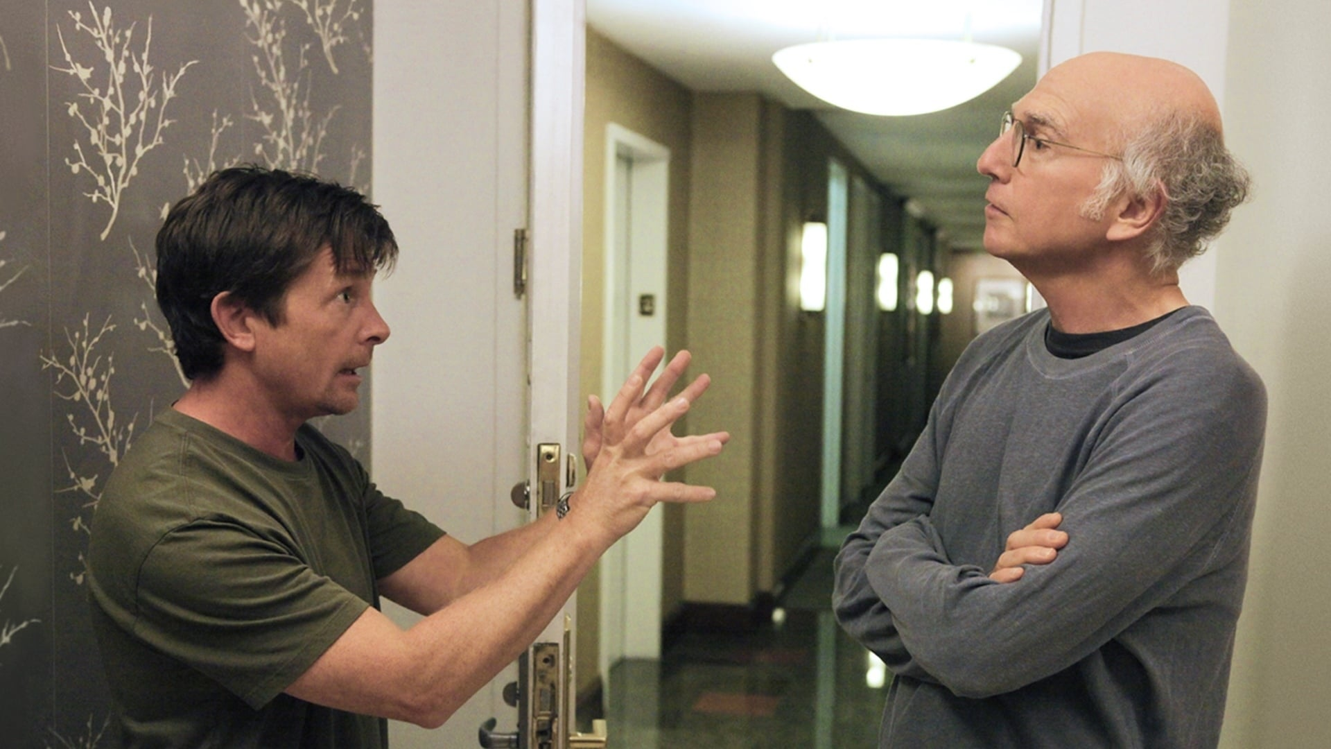 Larry vs. Michael J. Fox