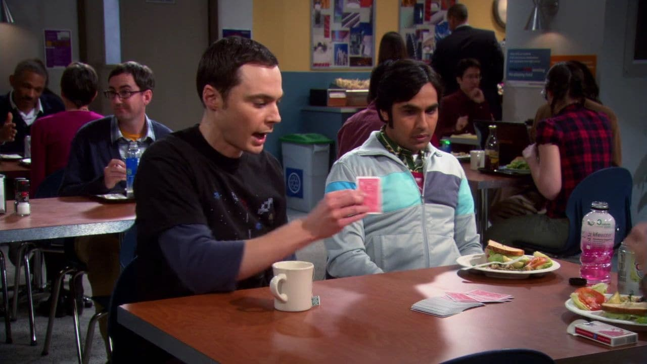 The Big Bang Theory Season 4 :Episode 18  The Prestidigitation Approximation