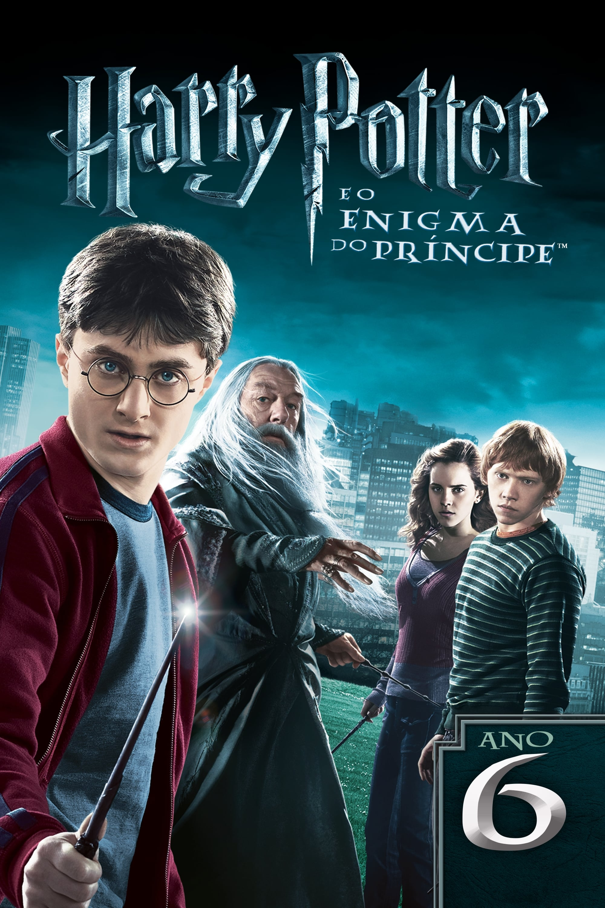 Harry Potter 6 e o Enigma do Príncipe Dublado
