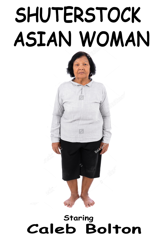SHUTERSTOCK ASIAN WOMAN (2019)