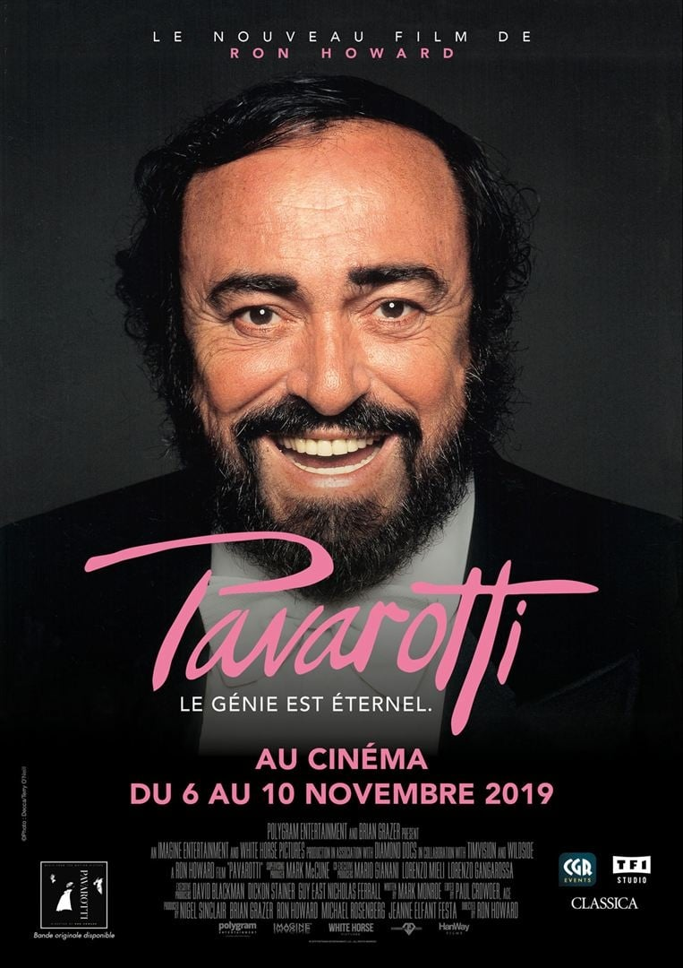 Pavarotti streaming sur zone telechargement