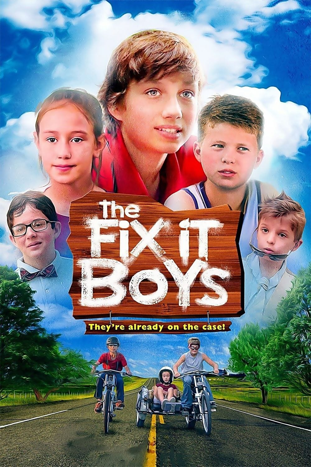 The Fix It Boys on FREECABLE TV