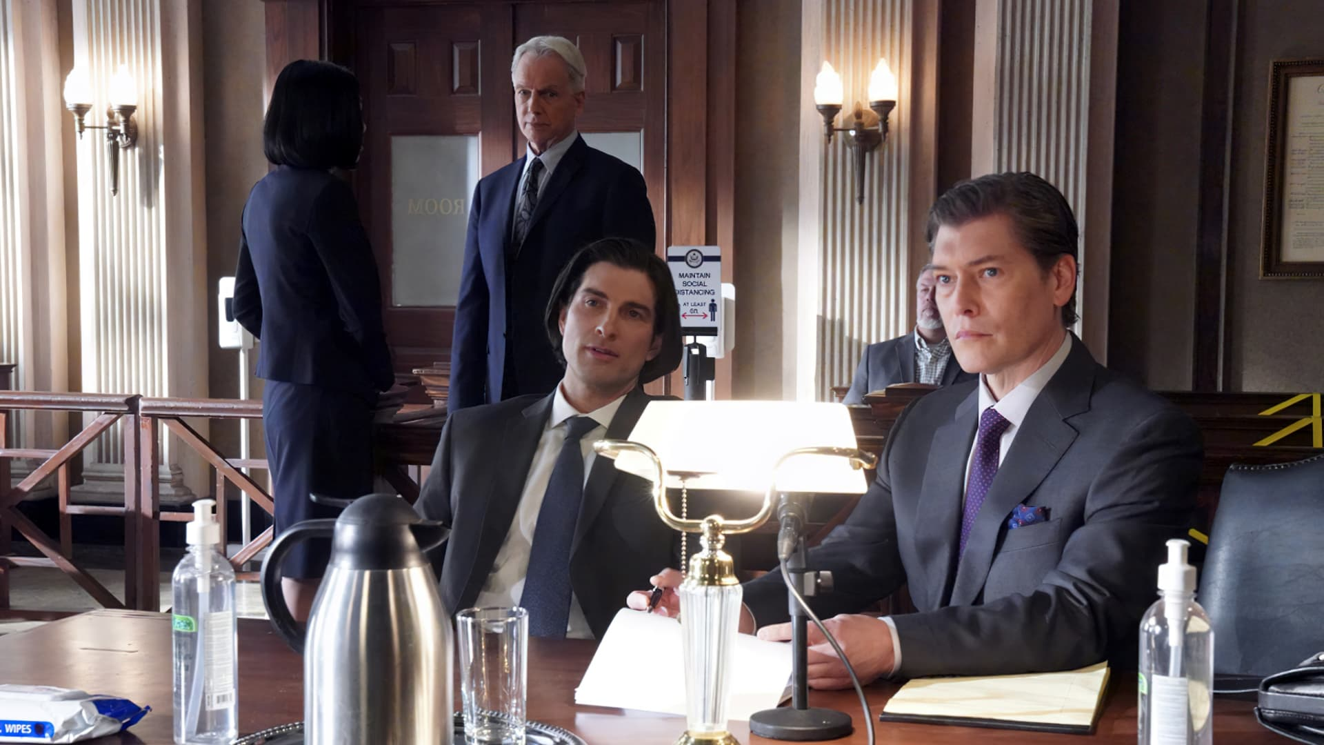 NCIS Season 18 :Episode 13  Misconduct