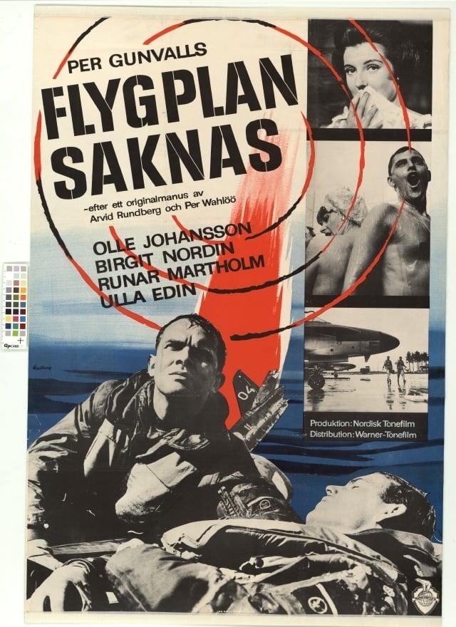 Ver Flygplan saknas Online HD Español (1965)