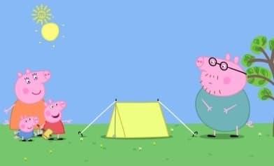 Peppa Pig Season 1 :Episode 35  Camping