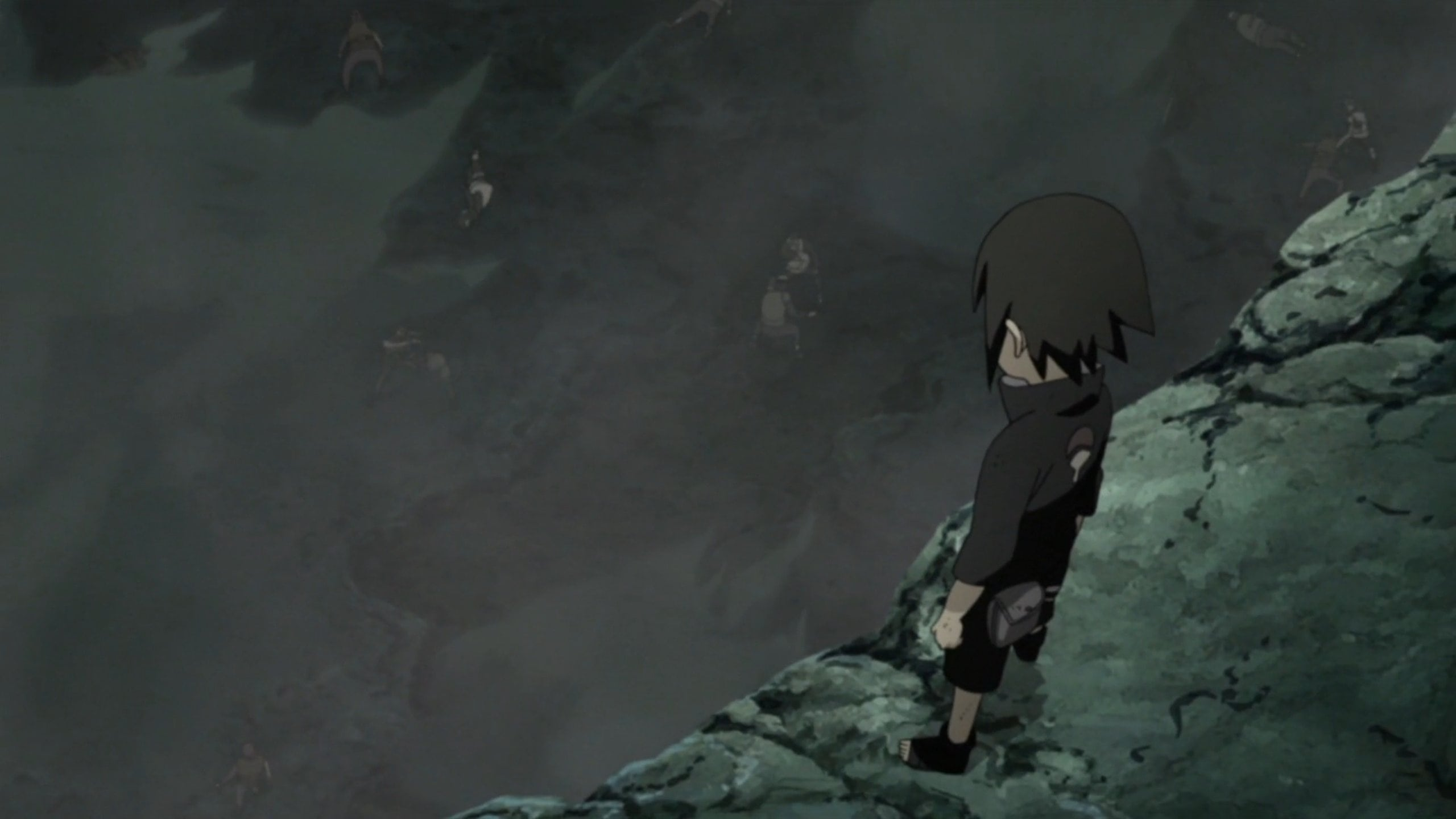 Naruto Shippūden Season 20 :Episode 451  Itachi's Story - Light and Darkness: Birth and Death