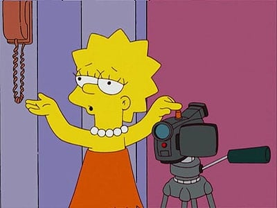 The Simpsons Season 19 :Episode 18  Any Given Sundance
