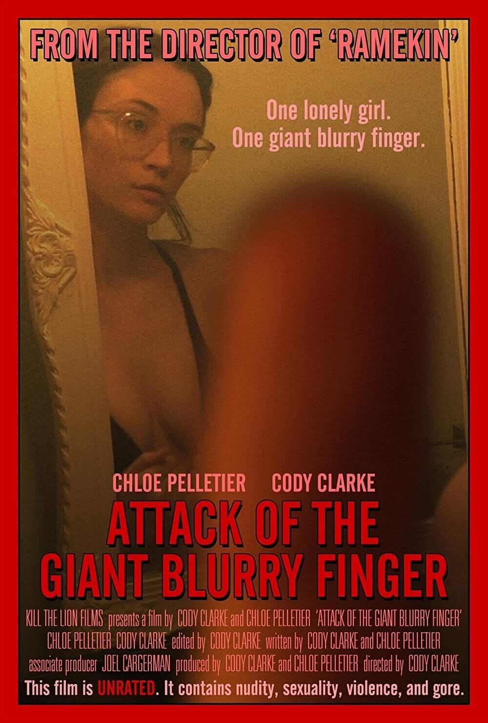 Attack of the Giant Blurry Finger Legendado