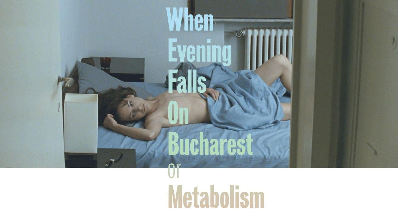 Bolnav și obosit de a face metabolism Calea veche Citeste acest