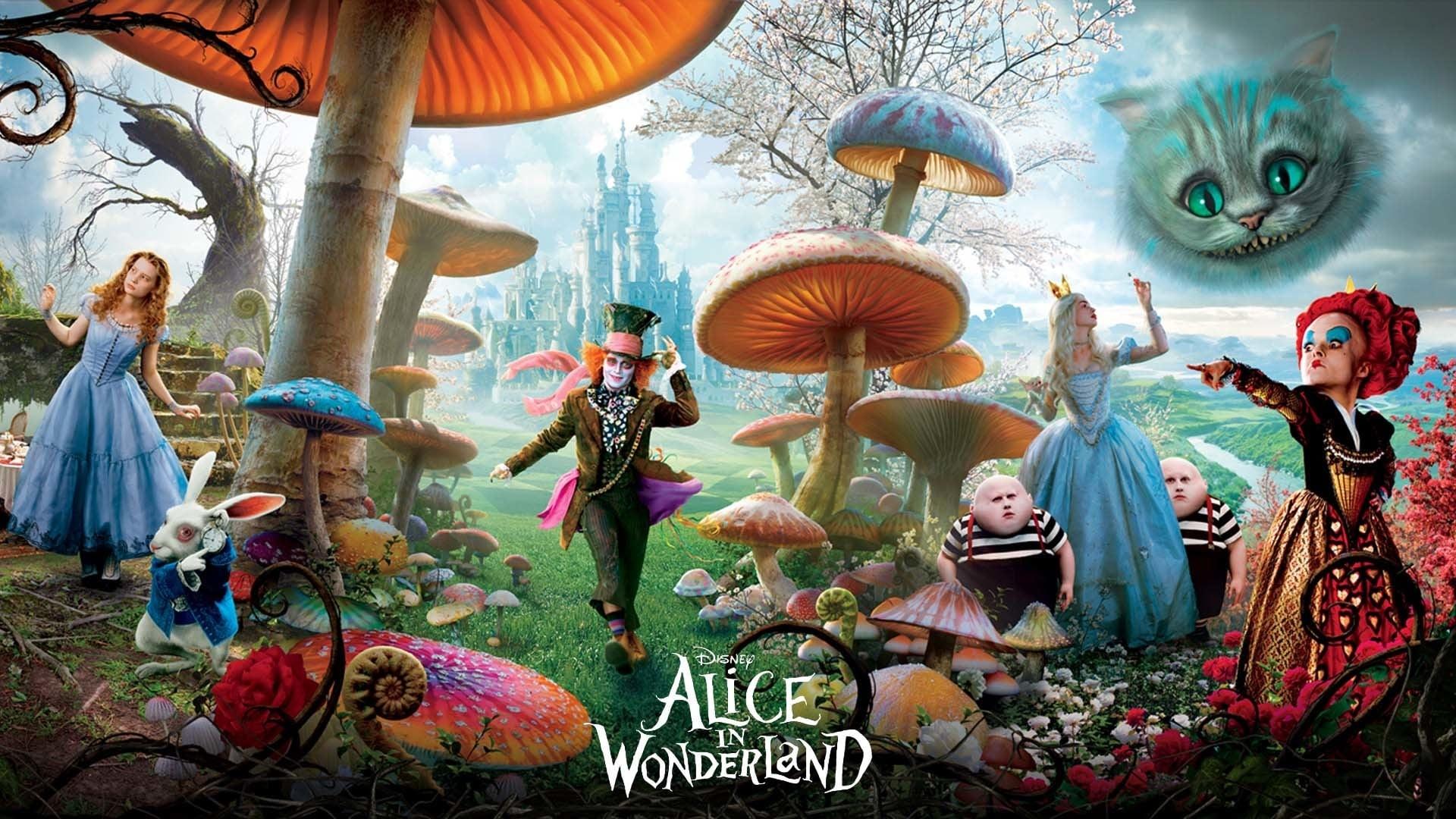 Alice in wonderland movie online free