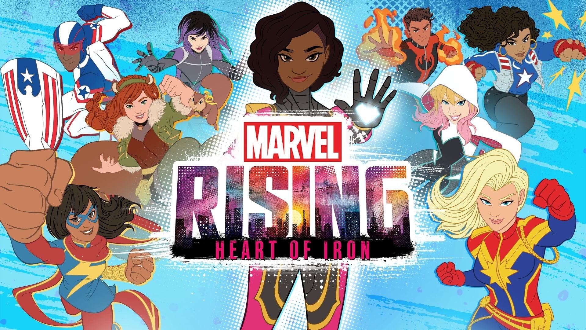 Marvel Rising: Heart of Iron