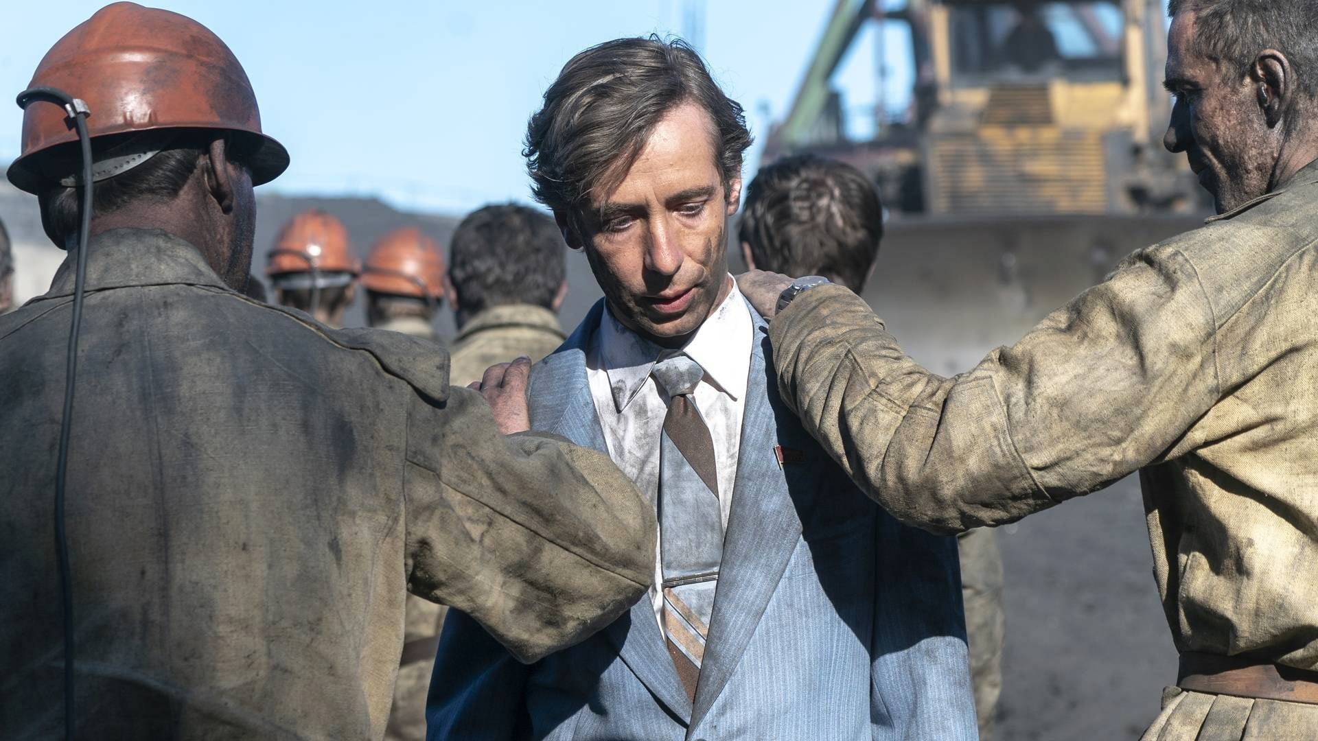 Chernobyl Season 1 :Episode 3  Open Wide, O Earth