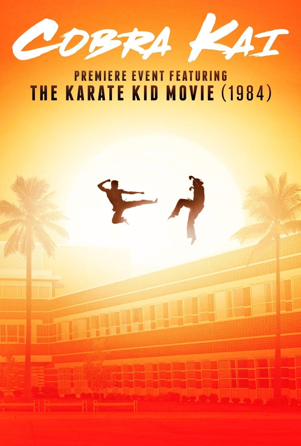 Ver Cobra Kai Premiere feat. Karate Kid Online HD Español ()