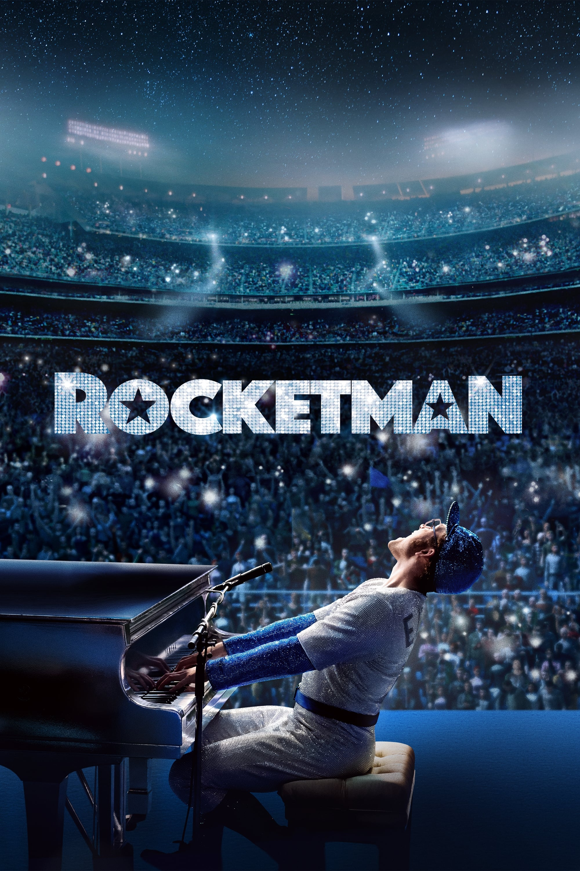 Rocketman poster, capa, cartaz