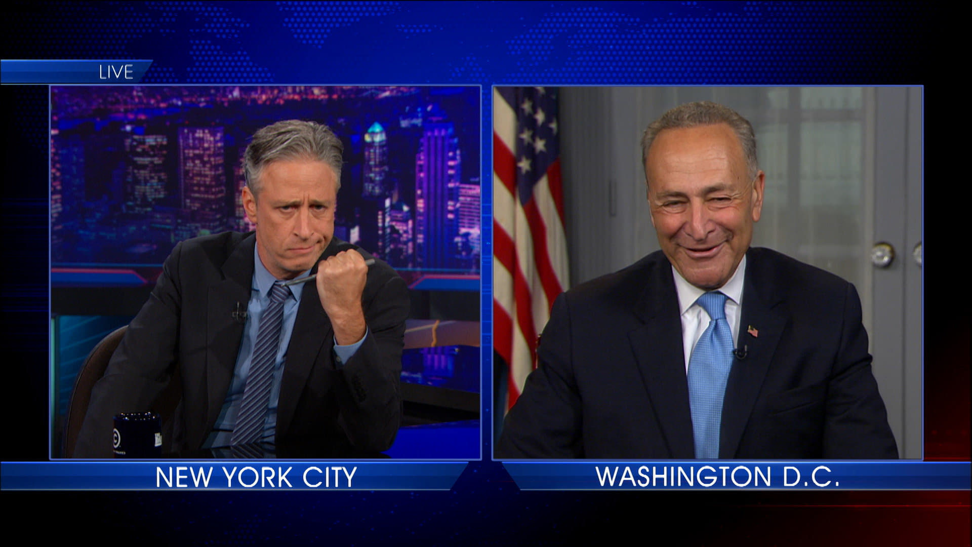 The Daily Show with Trevor Noah Season 19 :Episode 117  Senator Charles Schumer