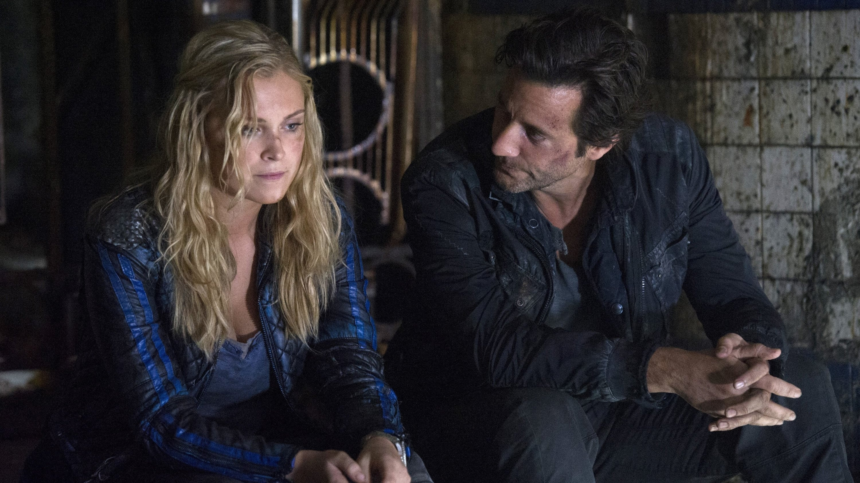 The 100 Season 2 :Episode 9  Abschied