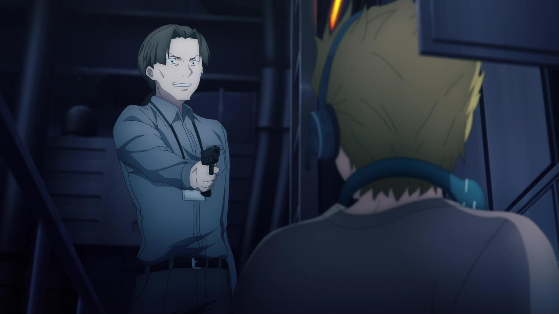 Sword Art Online Season 4 :Episode 16  Code 871