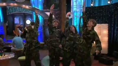 The Suite Life on Deck Season 3 :Episode 9  Love and War