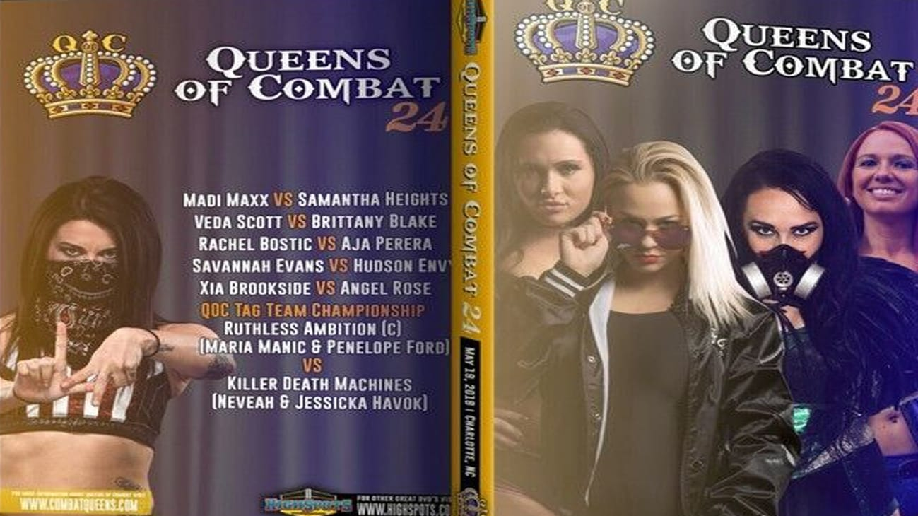 Queens Of Combat QOC 24