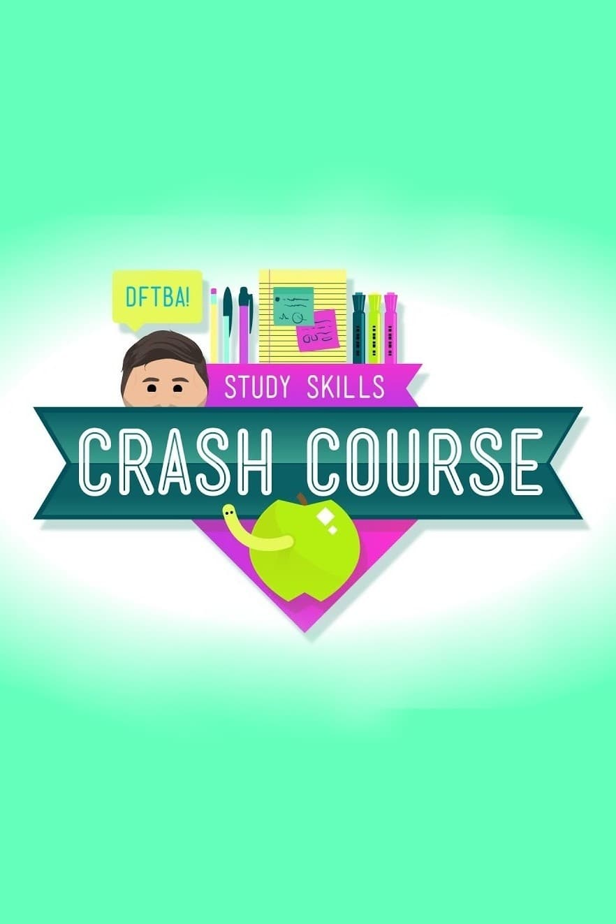 Crash Course Study Skills TV Shows About Educational