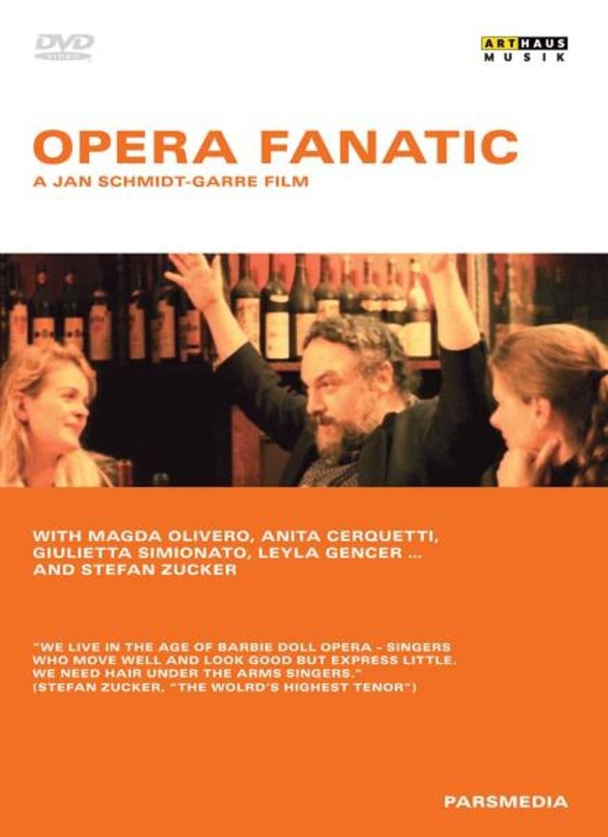 Opera Fanatic: Stefan & the Divas (1970)