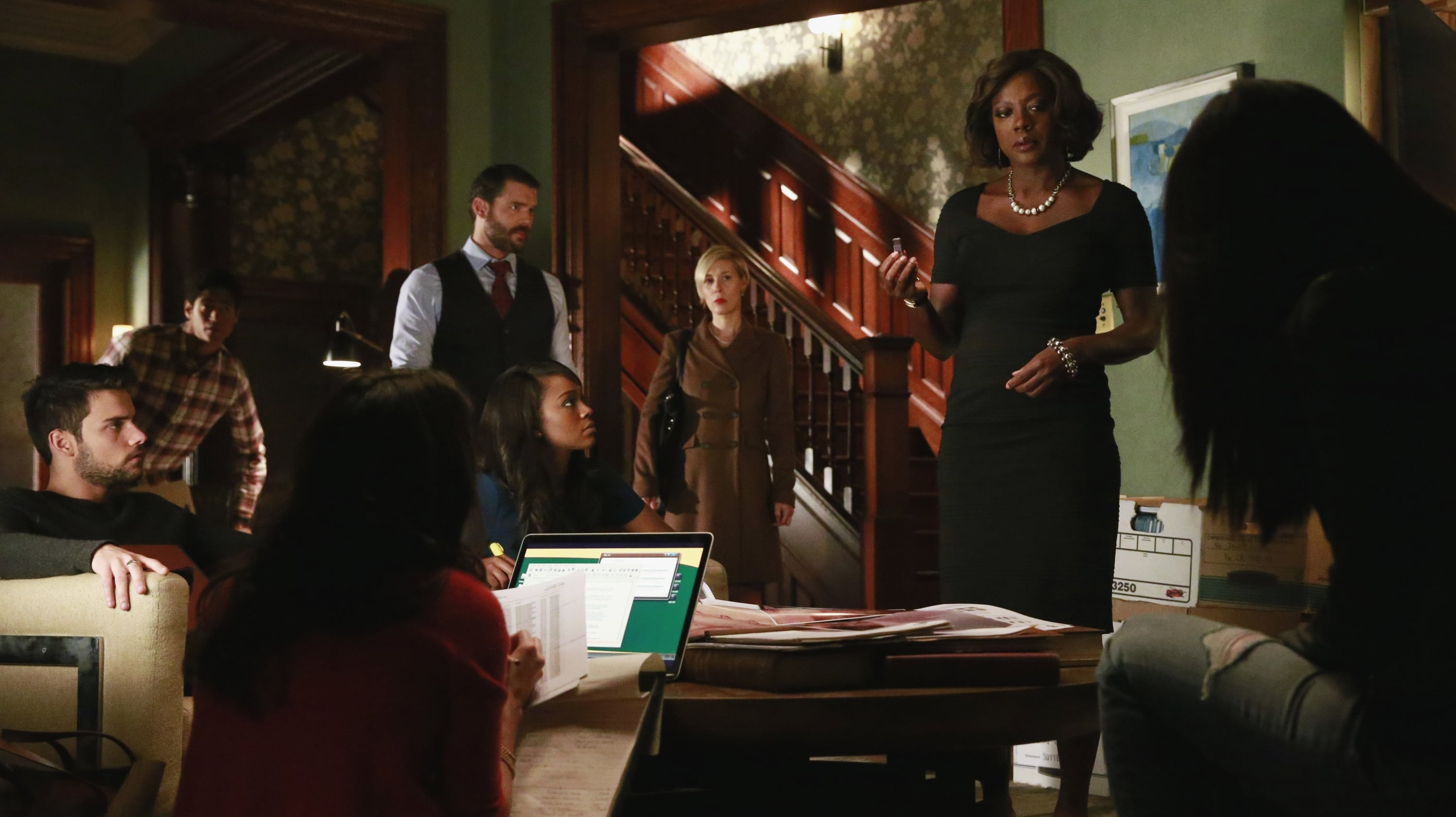 How to Get Away with Murder Season 1 :Episode 15  It's All My Fault