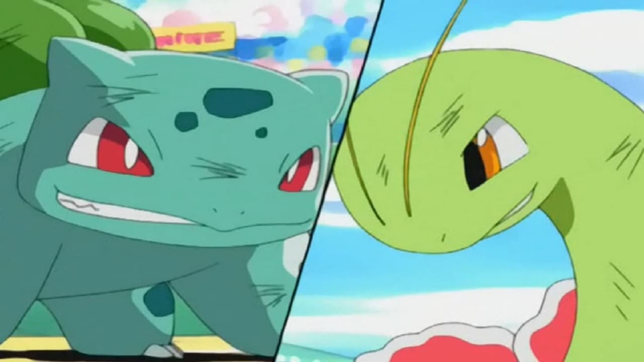 Pokémon Season 5 :Episode 59  Tie One On!