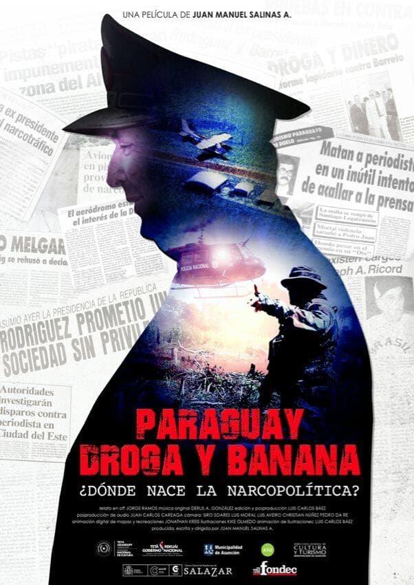 Paraguay, Droga Y Banana on FREECABLE TV