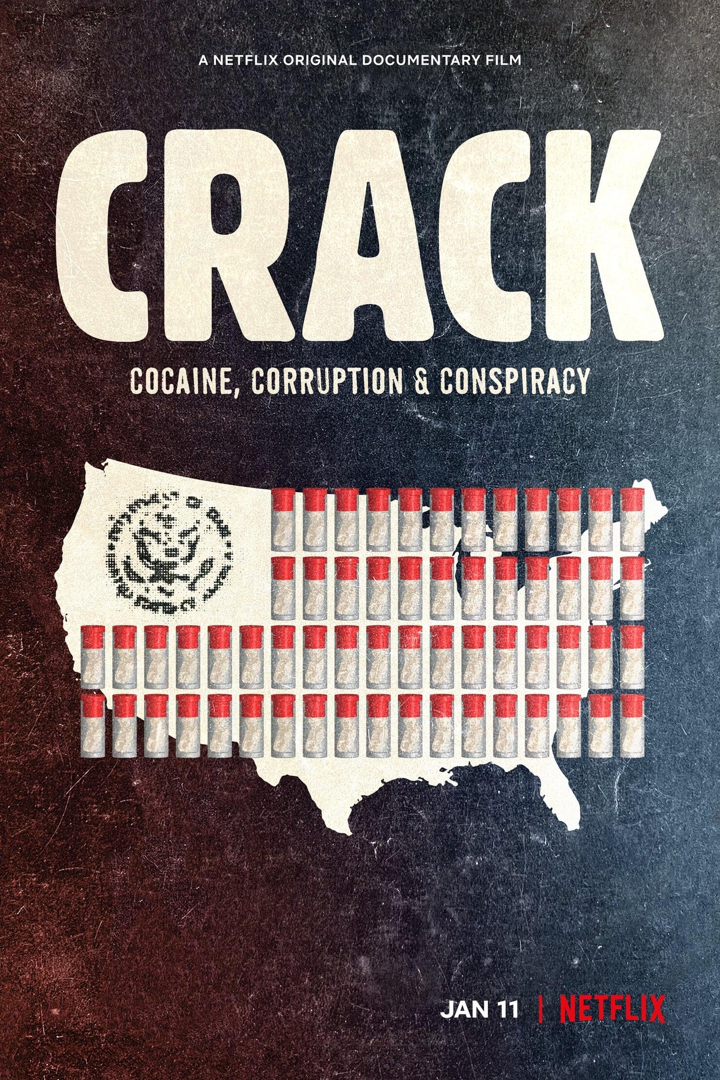 Crack: Cocaína, Corrupção e Conspiração Dublado