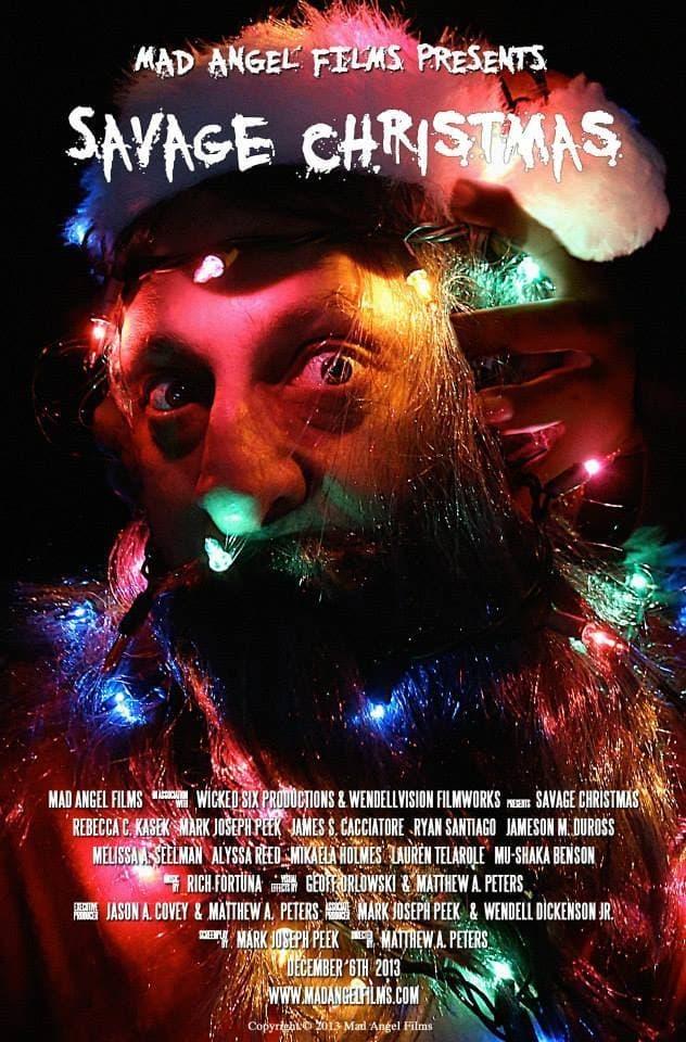 Ver Savage Christmas Online HD Español (2013)